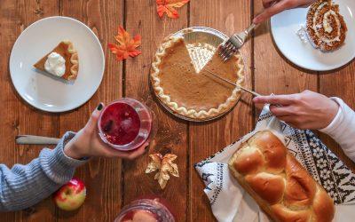 5 Ways to a Greener Thanksgiving