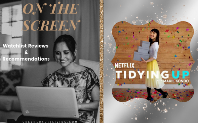 On the Screen – Tidying Up with Marie Kondo
